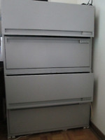 File Cabinet, 2-Drawer  $60x2