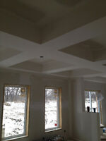 Drywall taping services