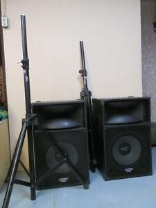 PylePro speakers