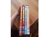 4 Michael McIntyre DVDs