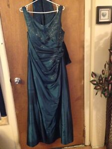 Evening, Grad or Brides Maid Gown