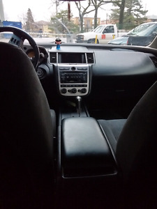 2005 Nissan murano for sell