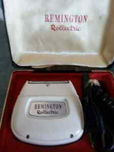 Remington Rollectric Shaver