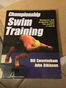 Book - Championship Swim Training
