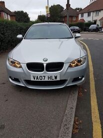 BMW 320 cd with M package