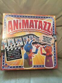 Animatazz game
