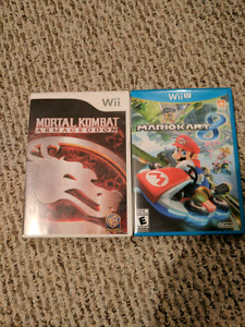 Wii games for trade