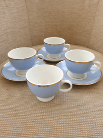 Doulton cups and saucers