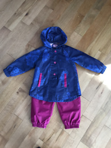 Manteau printemps - automne fille (24 m)