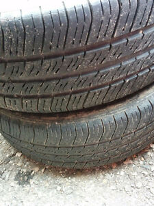 185/65r15 Michelin x-ice 5x100 snow tires