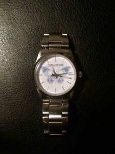 Zadig & Voltaire butterfly watch
