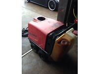 Ehrle hot and cold pressure washer steam cleaner