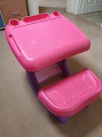 Pinks Desk