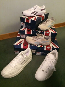 Classic Reebok Shoes For Men And Women, Brand New Never Worn