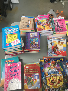 Large selection of Youth Books