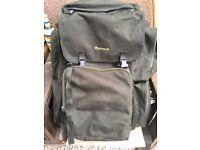 Fishing rucksack or travel large