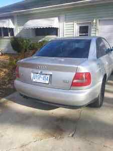 1999 Audi A4 1.8t AWD 5 Speed Sell/Trade! Windsor Region Ontario image 4