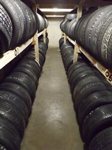 265/60R18 Michelin's – 1000's of Used Tires In Stock Peterborough Peterborough Area image 3