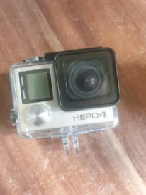 GoPRO Hero4 4K Waterproof Action Camera