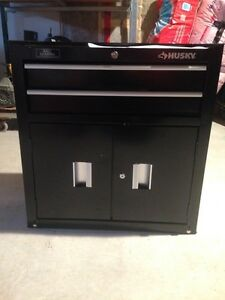 Husky tool box chest 16.5 d x 25.5 w x28 h. 2 of them $100 each