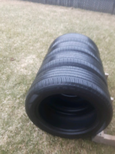 205/55/16 Summer tire for