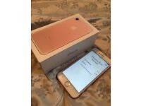 Brand new boxed iPhone 7 rose gold 32gb