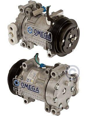 AC Compressor / Chevrolet 96 - 98 Blazer / 96 - 97 S10  / 97 -  98 Hombre V6 4.3
