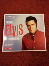 Elvis. The real Elvis 60's collection. 3 CD set.