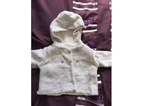 Mothercare grey jacket