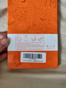 One Plus One tempered glass screen protectors