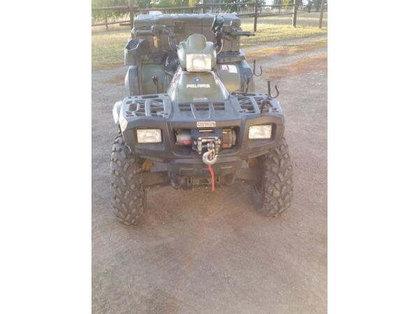 Used 2004 Polaris Sportsman 400