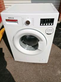 A+ class 6kg 1200 spin Service washing machine