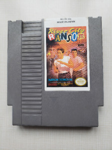 River City Ransom for the Nintendo NES