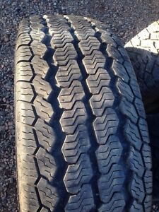 Continental VancoFour LT 245/75r16 10/32 tread left !!!!