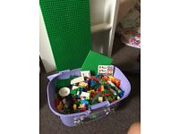 Lovely box of Lego