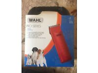 Wahl Pro series animal / Dog clipper like new.