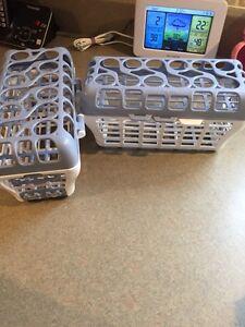 New never used playtex dishwasher baby items basket  Gatineau Ottawa / Gatineau Area image 1