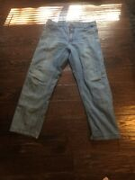 Bullit Kevlar lined motorcycle jeans 36x30