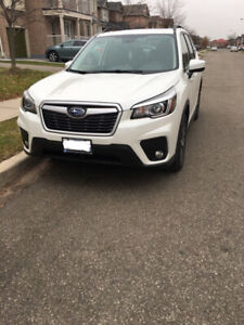 2019 Subaru Forester Touring : Lease Takeover