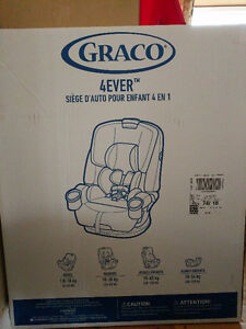 Graco 4Ever All-in-One Convertible Car Seat  NEW IN BOX