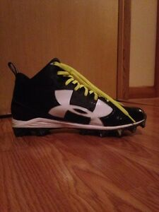 New Under Armour Football cleats