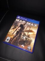 Selling or Trading my Mad Max for PS4