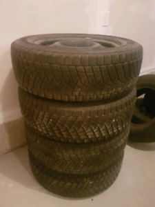 Winter Tires - 225/65R17
