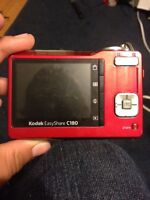 Kodak easy share C180 camera
