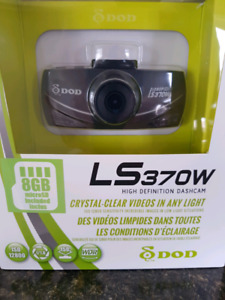 DOD LS370 Dash Cam New Never used