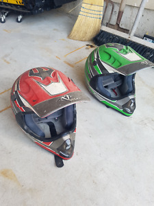 ATV Youth Helmets