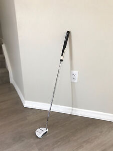 Taylormade Hybrid, Putter, Titliest Vokey Wedge for sale!