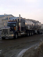 wanted tank truck driver