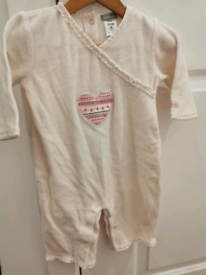 Baby girl clothes sleepsuit