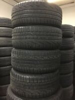 275/45r18; 245/50r18 Pirelli sotto zero winter tires!